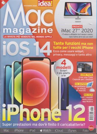 Mac Magazine - n. 142 - mensile - 13/11/2020