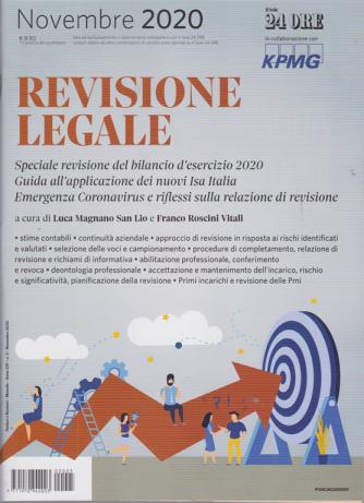 Sindaci & Revisori - Revisione Legale- n. 5 - novembre 2020 - mensile