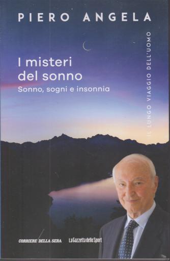 Piero Angela - I misteri del sonno - n. 13 - settimanale -