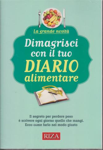 Dimagrire extra - n. 27 - Dimagrisci con il tuo diario alimentare - novembre - dicembre 2020 -