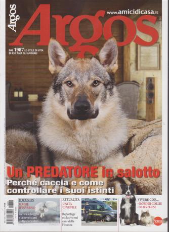 Argos - n. 83 - mensile - 14/11/2020