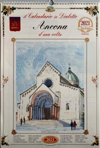 Calendario 2021 Dialetto Ancona d'una volta - cm. 32 x 46