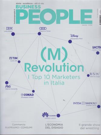 Business People - n. 11 - novembre 2020 - mensile