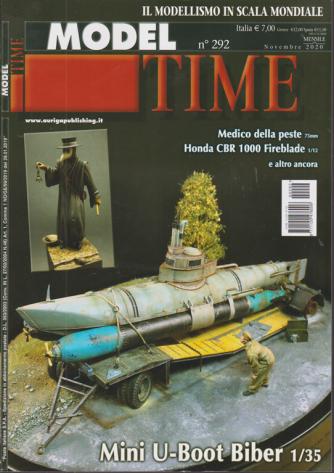 Model Time - n. 292 - mensile - novembre 2020
