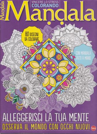 Color Relax Speciale Mandala - n. 3 - bimestrale - novembre - dicembre 2020 -