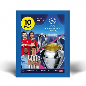 Bustina figurine Champions League (UEFA)  2020/21