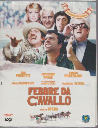 Cds Febbre da cavallo - un film di Steno - n. 1