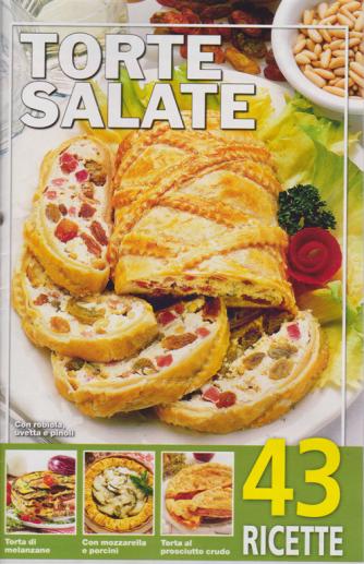 Torte salate - n. 17 - 2019 - 43 ricette