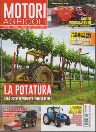 Motori Agricoli - n. 3 - bimestrale - autunno 2020