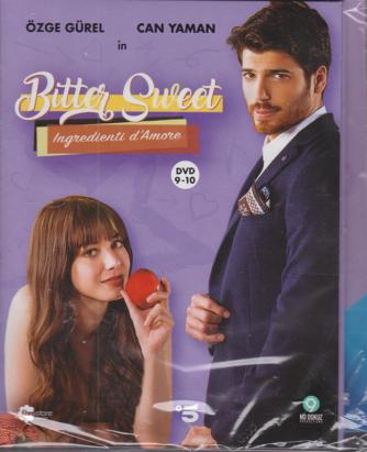 Fivestore Magazine - Bitter Sweet - Ingredienti d'Amore - quinta uscita - 2 dvd + bboklet -