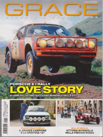 Grace - Classic & Sport Cars - n. 12 - dicembre 2020 - mensile