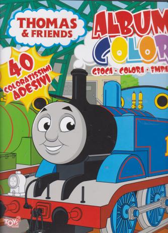 Toys2 Thomas & friends - Album color - n. 41 - bimestrale - 19 novembre 2020