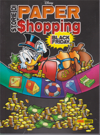 Disney Mix - Speciale Black Friday - Storie di Paper Shopping- n. 8 - bimestrale - 20 novembre 2020