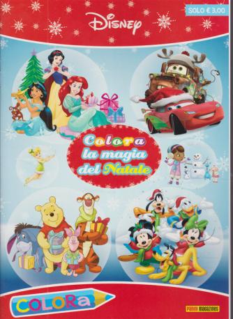Disney Multicolor - n. 36 - Colora la magia del Natale - 16 novembre 2020 - bimestrale -