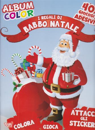 Album color - I regali di Babbo Natale - n. 33 - bimestrale - 19 novembre 2020