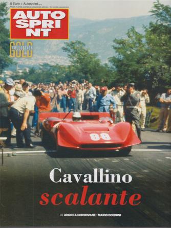 Autosprint Gold collection - n. 9 - Cavallino scalante