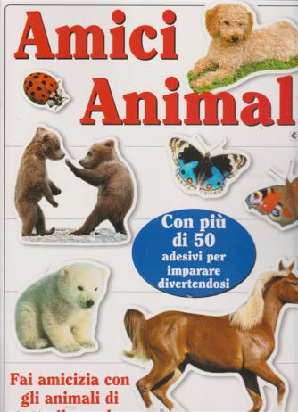 Happy  Magazine - Amici Animali - n. 25 - trimestrale - dicembre - febbraio 2021