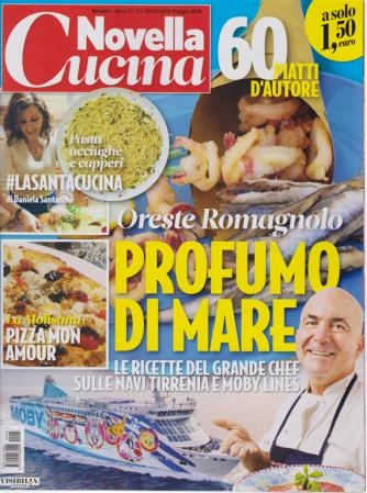 Novella Cucina - n. 3 - mensile - 24/4/2019 - maggio 2019