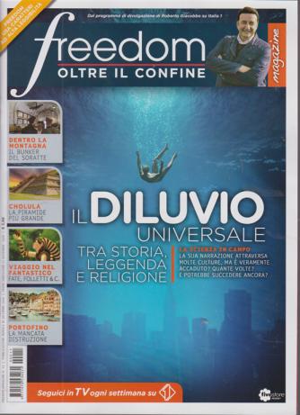 Freedom Magazine - Oltre il confine - n. 11 - mensile - dicembre 2020