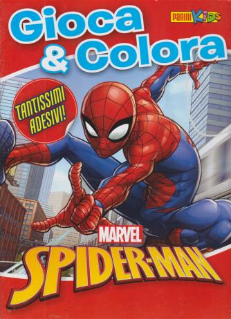 Marvel Gioca & Colora - Spider - Man - n. 18 - bimestrale - 20 novembre 2020