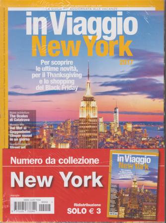 In Viaggio  - New York - novembre 2017 - n. 242 - mensile