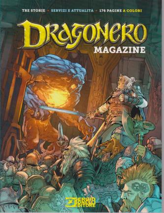Collana Almanacchi - Dragonero magazine - n. 166 - 24 novembre 2020 - 176 pagine a colori