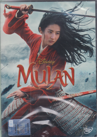 I Dvd di Sorrisi Collection - n. 1 - Mulan -  settimanale - 24/11/2020 -