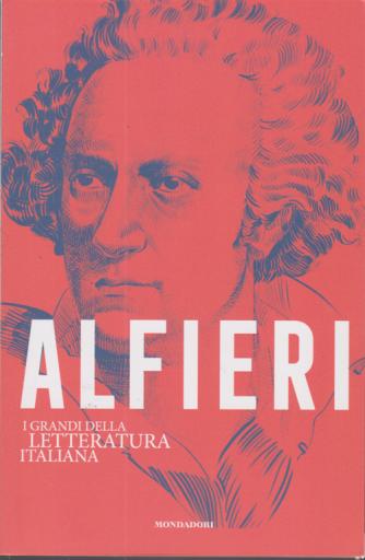 I grandi della letteratura italiana - Alfieri - n. 31 - settimanale - 24/11/2020 -
