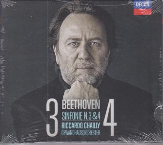 Beethoven-Chailly - Sinfonie Nn. 3, 4 - n. 2