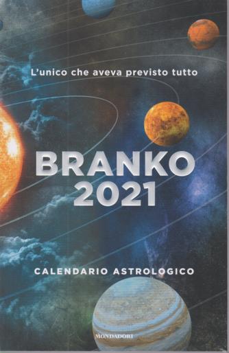 Branko 2021 - Calendario astrologico - Mondadori