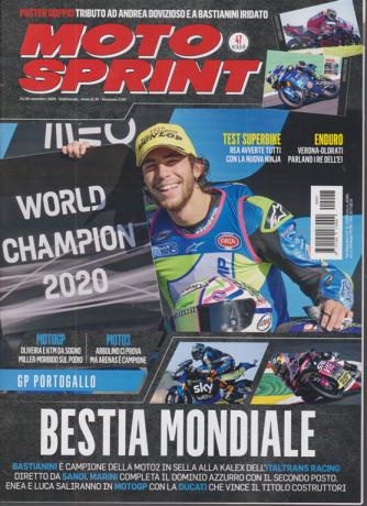 Motosprint - n. 47 - settimanale - 24/30 novembre 2020