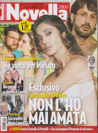 Novella 2000 - n. 49 - settimanale - 25 novembre 2020