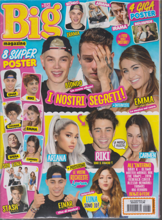 Big Forever - n. 82 - mensile - 2 riviste