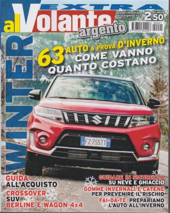 Al Volante Extra Argento - Winter 2020 - n. 1 - quadrimestrale - 27/11/2020 -