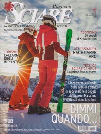 Sciare magazine - n. 735 - 15/30 novembre 2020 - quindicinale