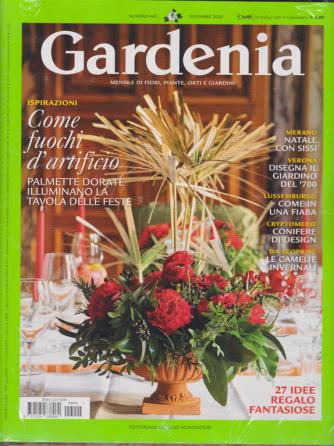 Gardenia + Il calandario 2021 - n. 440 - mensile - dicembre 2020