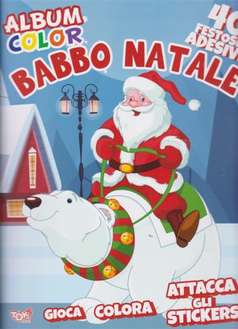 Toys2 Colorando - Album color - Babbo Natale - n. 52 - bimestrale - 19 novembre 2020