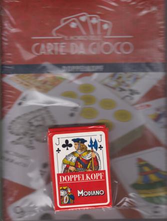 Il mondo delle carte da gioco - Modiano - Doppelkope - n. 14 - settimanale - 28/11/2020 -