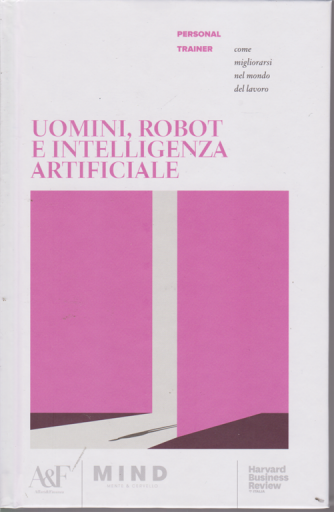 Personal Trainer - Uomini, robot e intelligenza artificiale - n. 9 - copertina rigida