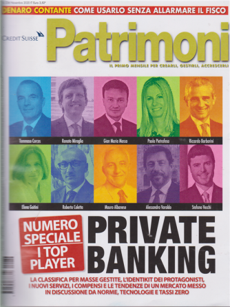 Patrimoni - n. 236 - mensile - 25/11/2020