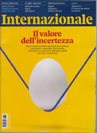 Internazionale - n. 1386 - 27 novembre - 3 dicembre 2020