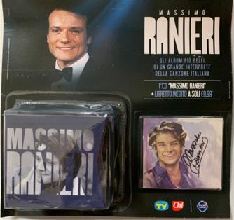 1° CD Massimo Ranieri + Cofanetto + Libretto inedito