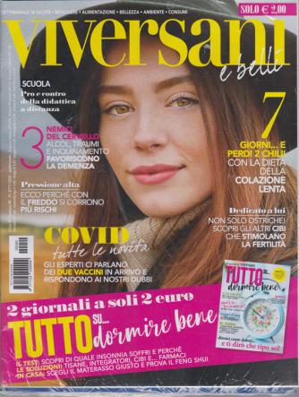 Viversani e Belli - + Gli speciali di Viversani - Tutto su....dormire bene - n. 49 - 27/11/2020 - settimanale - 2 riviste