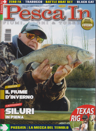 Pesca In - n. 12 - mensile - dicembre 2020 -