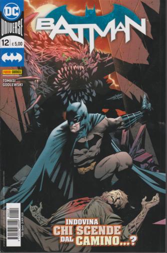 Batman -n. 12 - Indovina chi scende dal camino....? - n. 12 - quindicinale - 26 novembre 2020