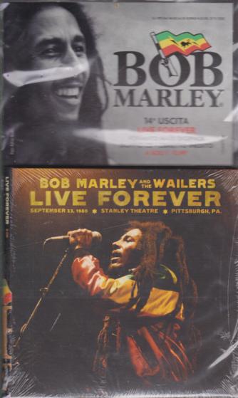 Gli speciali musicali di Sorrisi - n. 20 - Bob Marley - Live forever - quattordicesima uscita - 27/11/2020 -