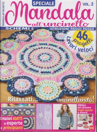 Speciale Mandala all'uncinetto - n. 3 - bimestrale - dicembre - gennaio 2020 -
