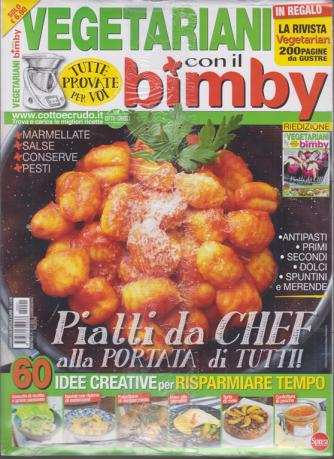 Vegetariani con il Bimby + in regalo la rivista Vegetarian - n. 1 - dicembre - gennaio 2021 - mensile - 2 riviste