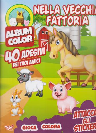 Toys2 Album color - Nella vecchia fattoria - n. 38 - bimestrale - 19 novembre 2020 -