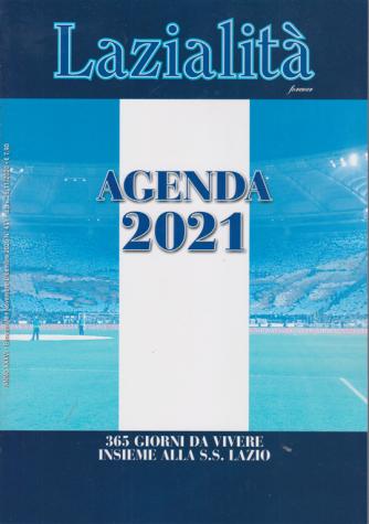 Lazialita' - Agenda 2021 - n. 411 - bimestrale - novembre - dicembre 2020